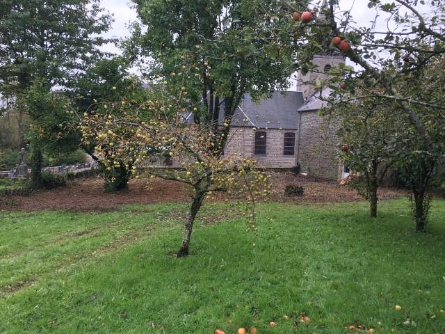 stone village house