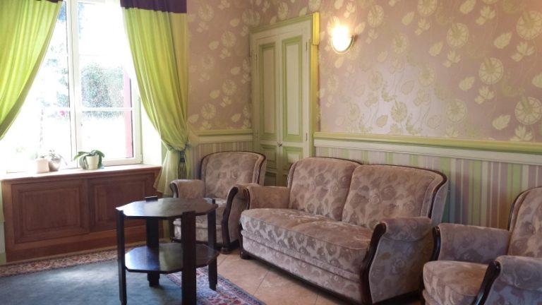 Salon 5 Small Prestigious Normandy Property