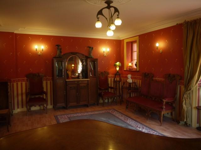 Salon de musique 5 Small Prestigious Normandy Property