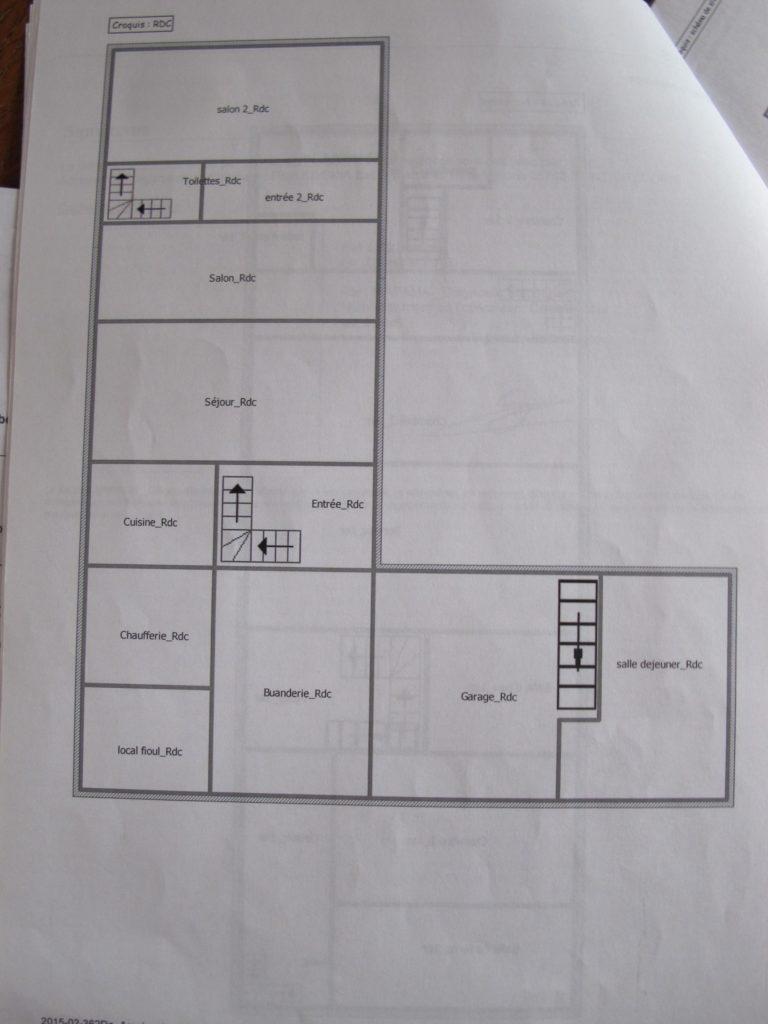 plan2 Prestigious Normandy Property