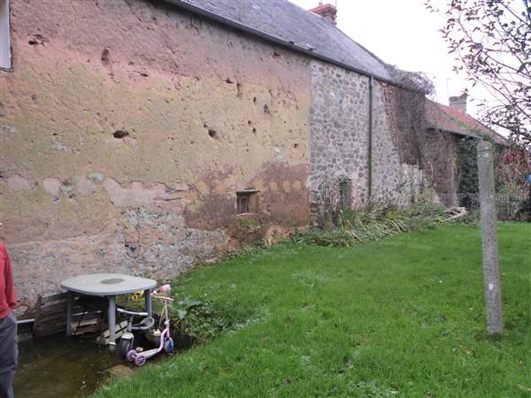 Normandy – cheap house needs finishing