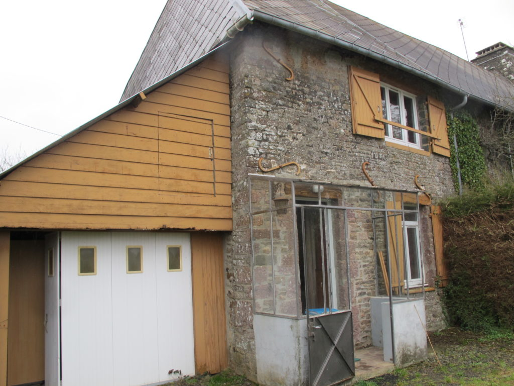 Holiday home rural Normandy