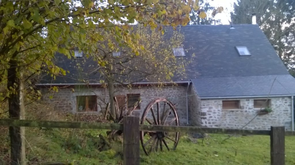 Equestrian house with potential gite