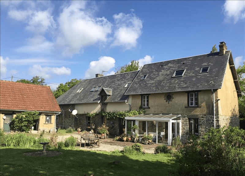 quality family home normandy