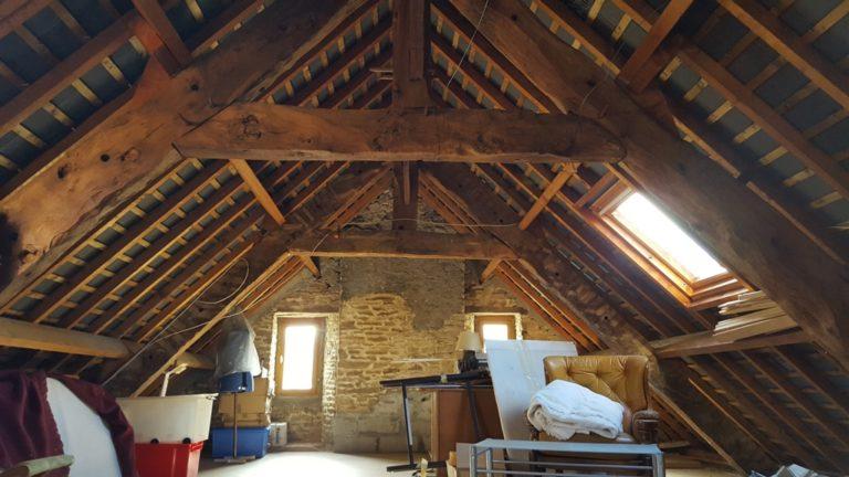 20181113 120449 Restored longere in Calvados