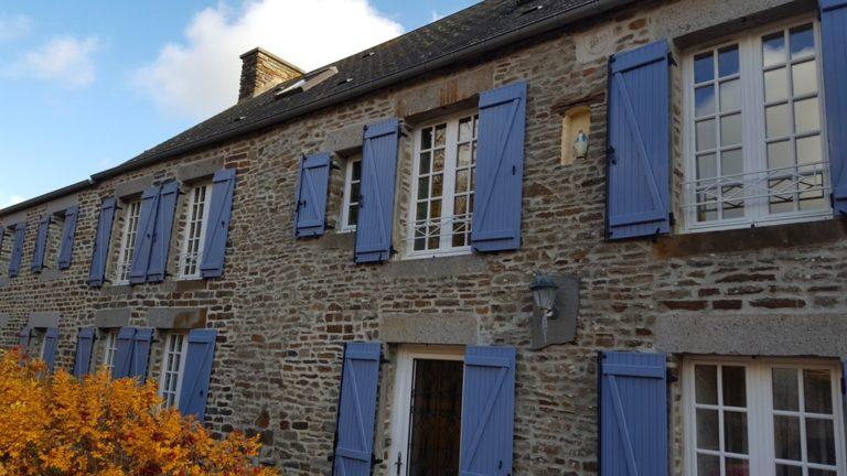 20181113 121122 Restored longere in Calvados