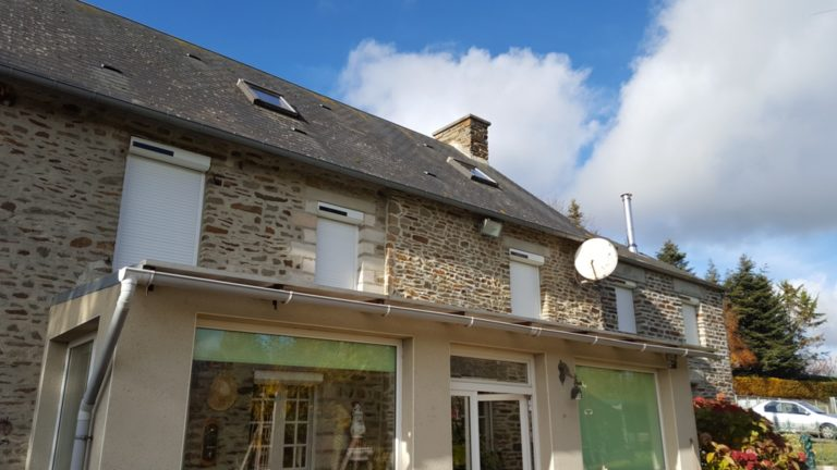 20181113 121644 Restored longere in Calvados