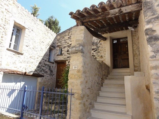 Traditional Provencal stone property