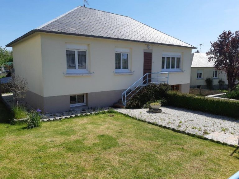 Detached village house Hambye