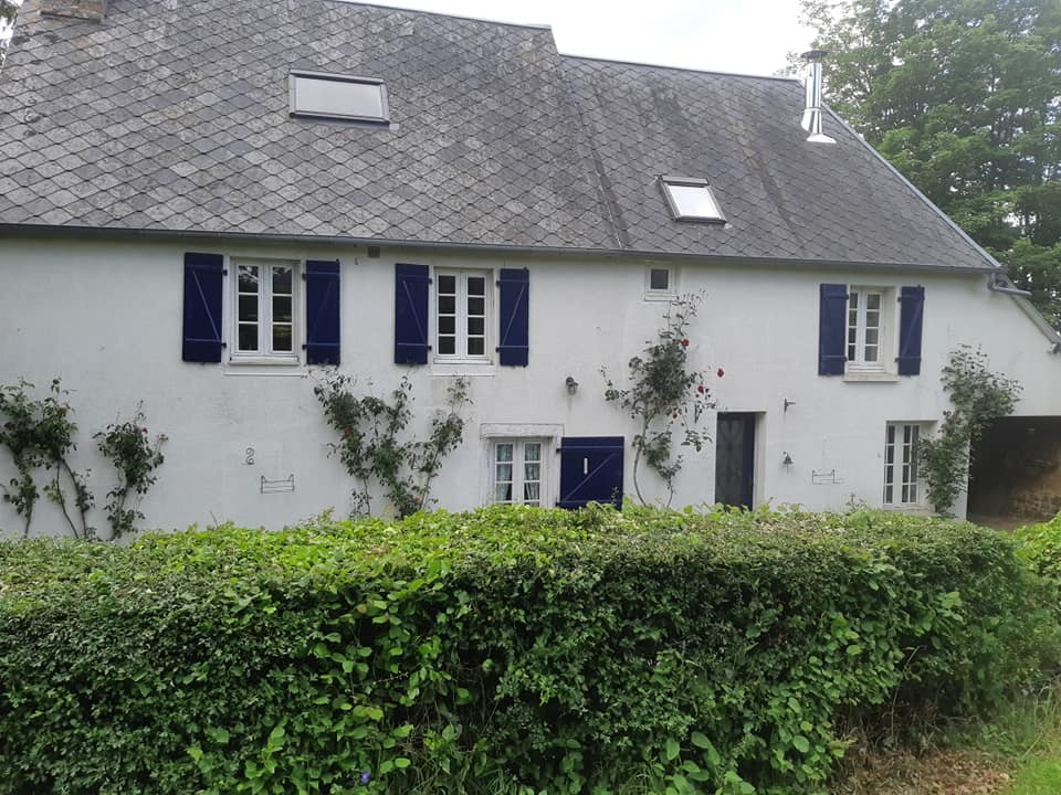 Country holiday home St Vigor