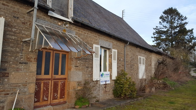 Farmhouse renovation project land