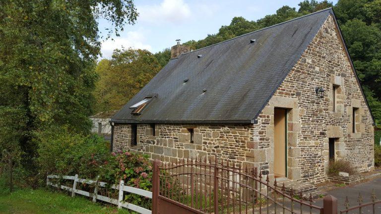 17th Century watermill