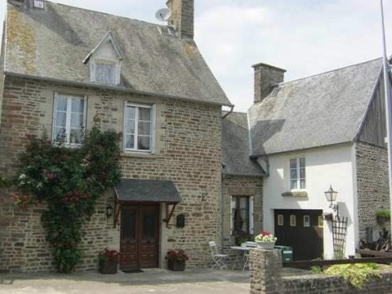 Detached stone property Normandy