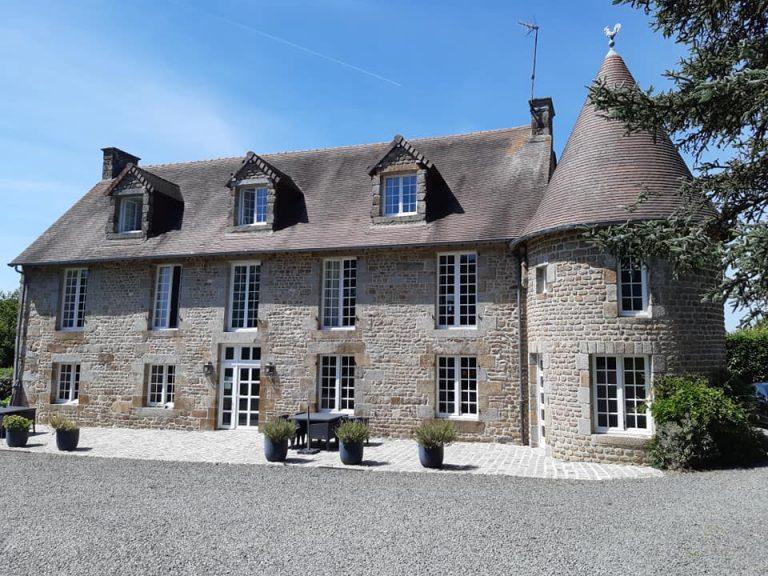 Superb Manor House and Gite