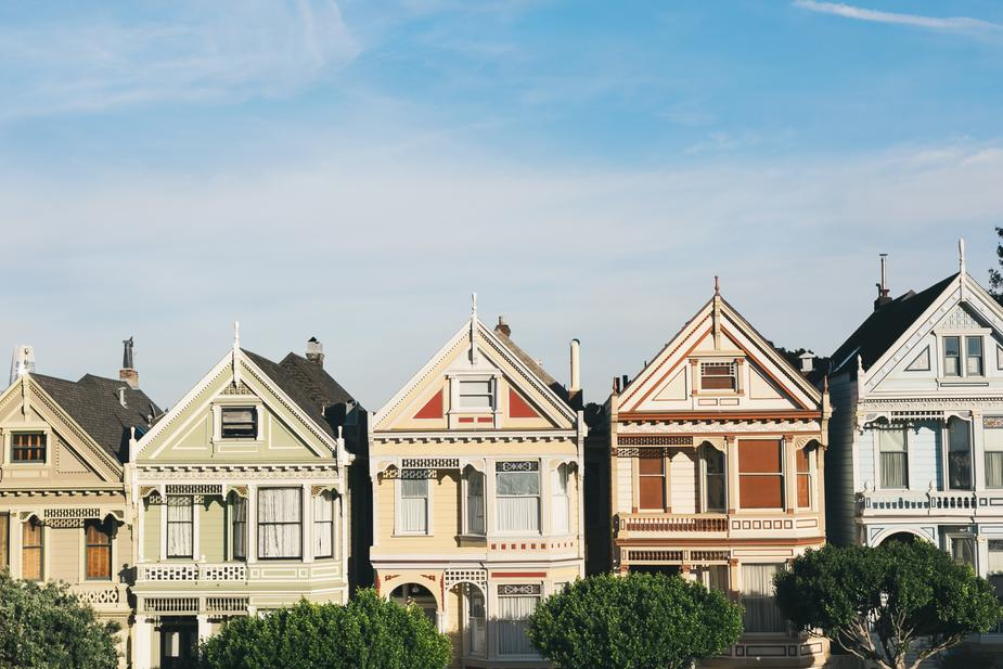 painted ladies houses Special Property Features