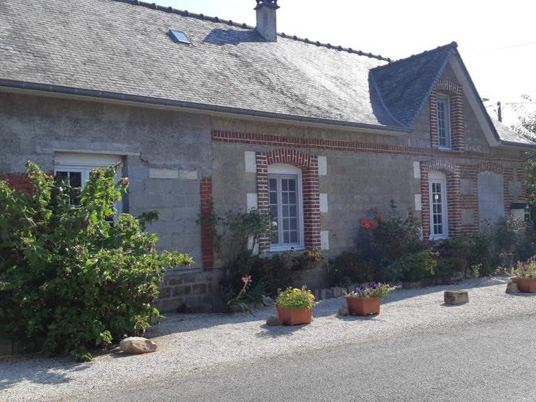 House outbuildings and gardens