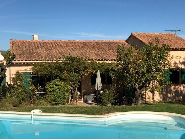 Villa near Roussillon
