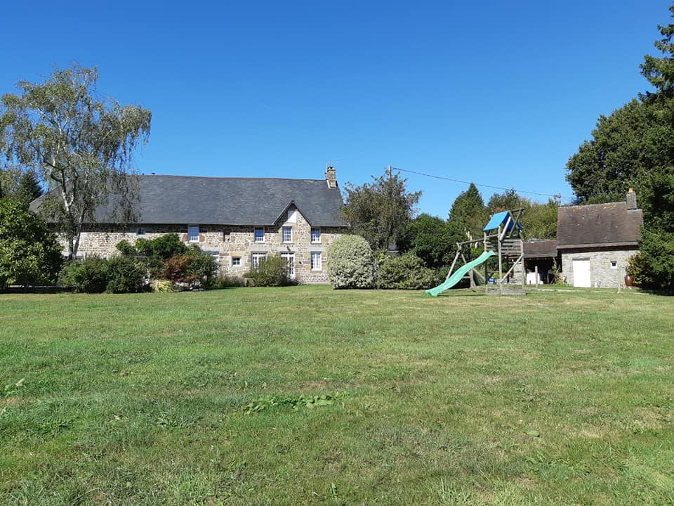 Substantial Normandy home