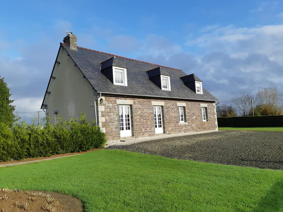 Detached near Villedieu