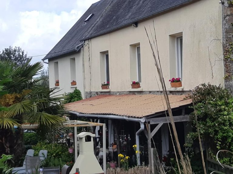 Normandy house with two gites