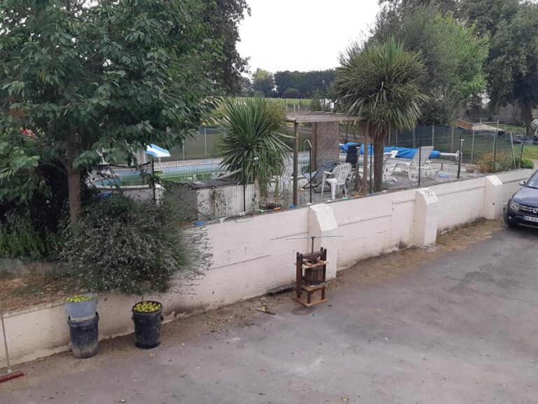 Home with pool Barenton