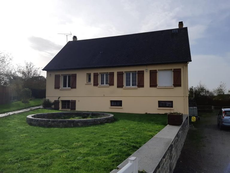 Village house Hambye
