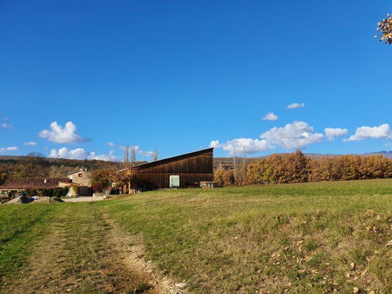 82 hectare estate