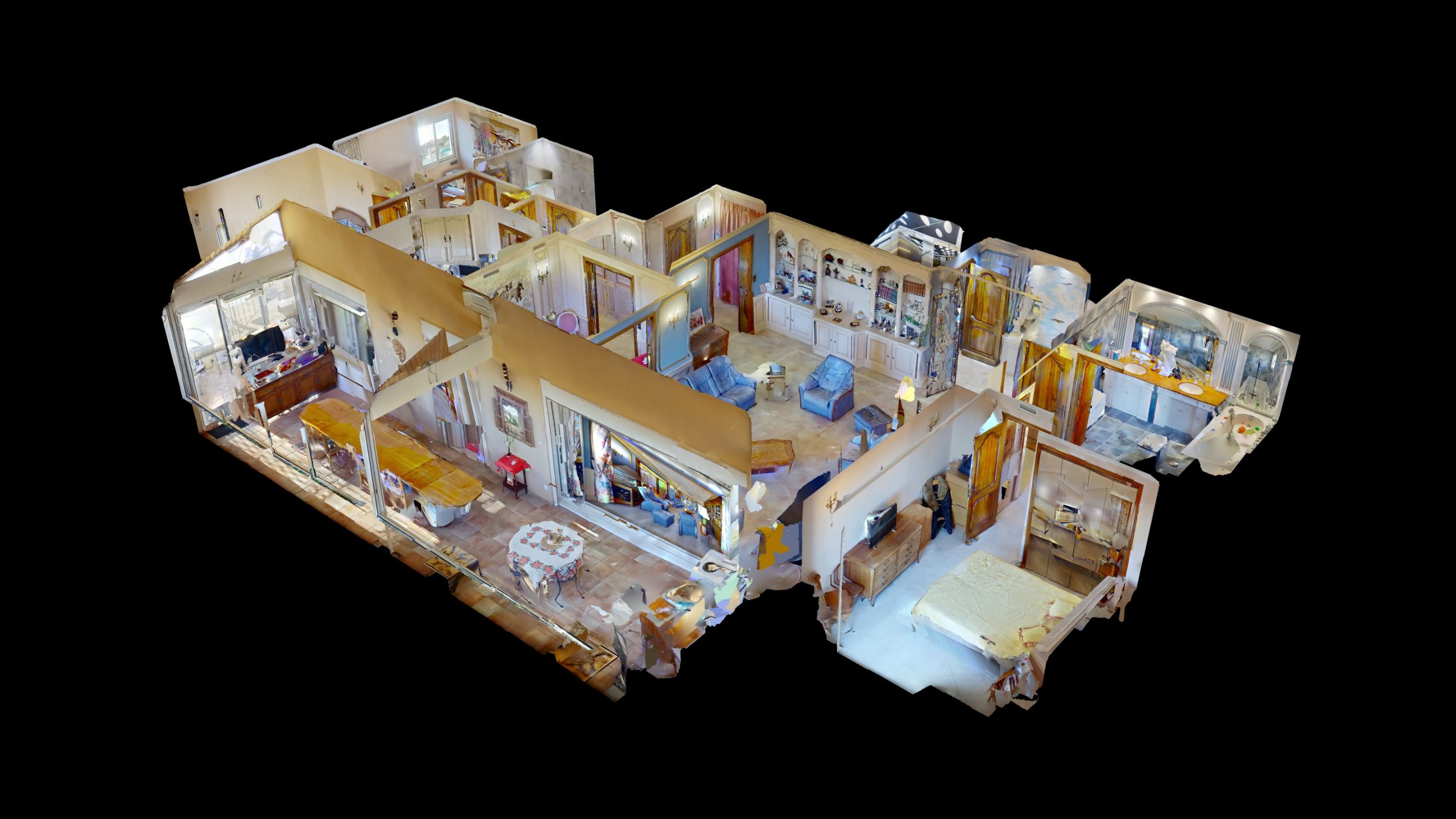 CARQUEIRANNE Dollhouse View scaled Provencal appartment with sea views