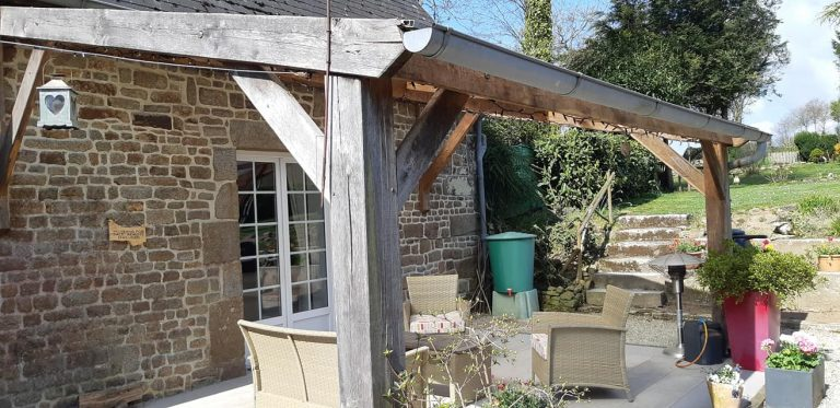 181087046 10225322695205306 7509784286757509454 n Stone house with gite in Normandy