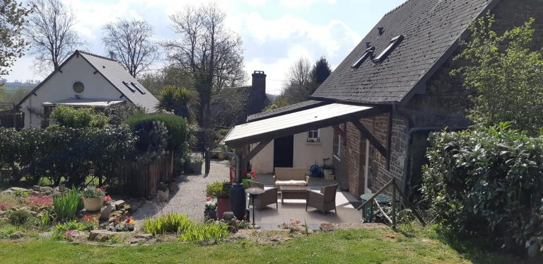 181173046 10225322689125154 5582777669920055272 n Stone house with gite in Normandy
