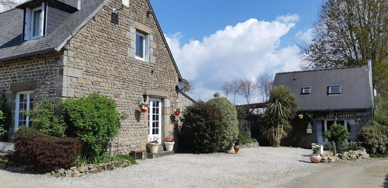 181291945 10225322070429687 7502289459165476292 n 1 Stone house with gite in Normandy