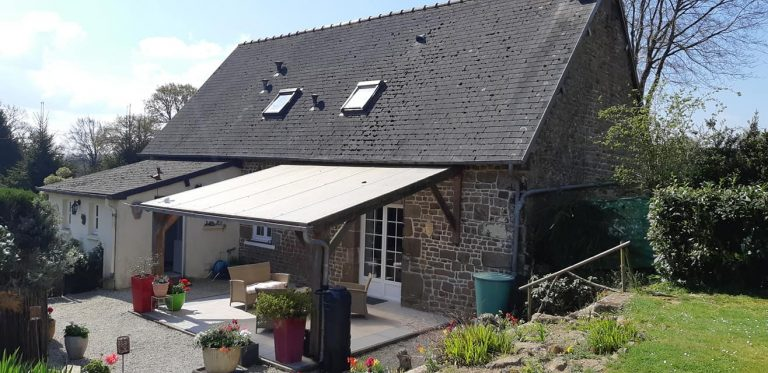 181585478 10225322082589991 691615343320425902 n 1 Stone house with gite in Normandy