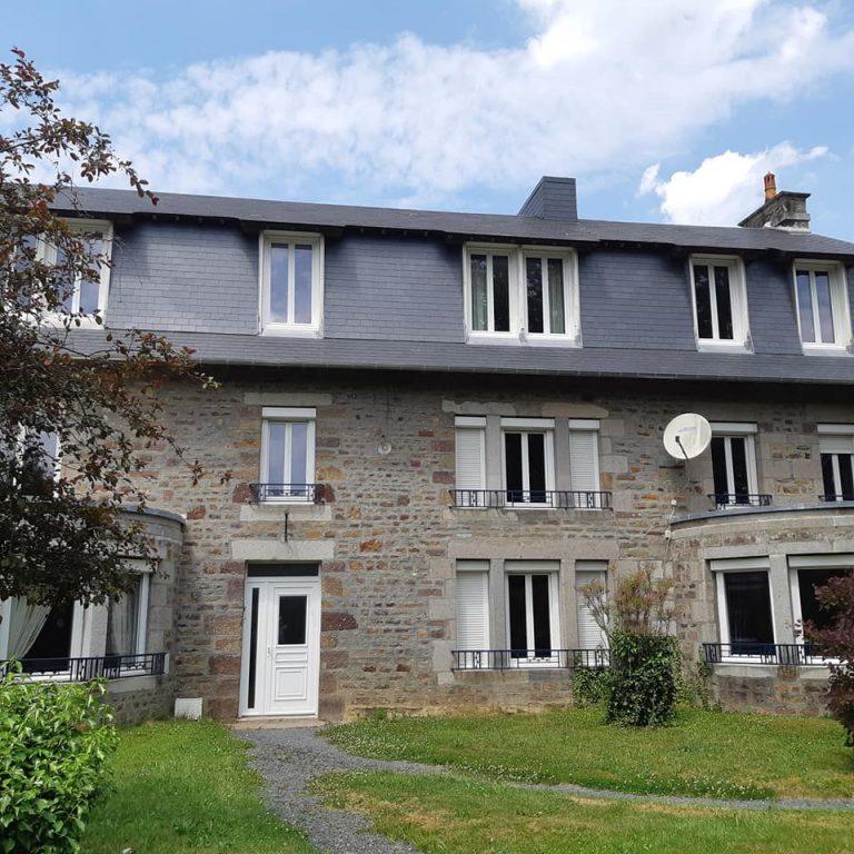 3 storey house with workshop Hambye 50450