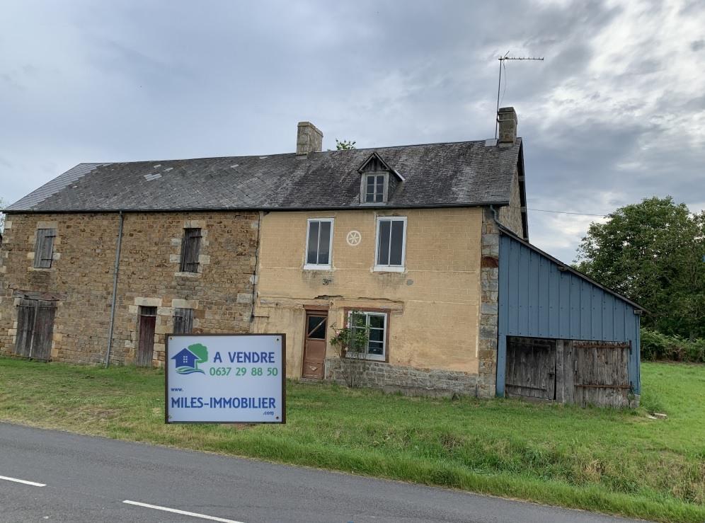 Suzanna facade ok Normandy cheap and cheerful property