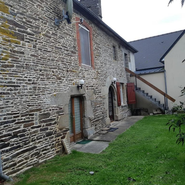Country home in Normandy