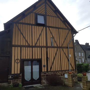 Village house with gite