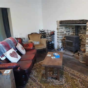 Village house with potential