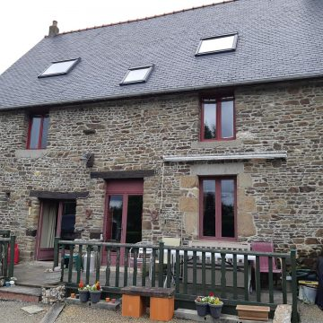 Renovated home in Normandy