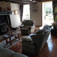 Stone cottage Tessy Bocage